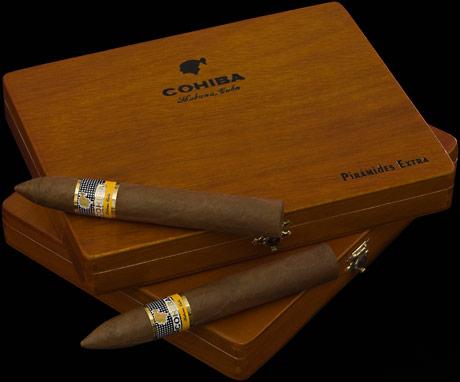 Cohiba cigarbox